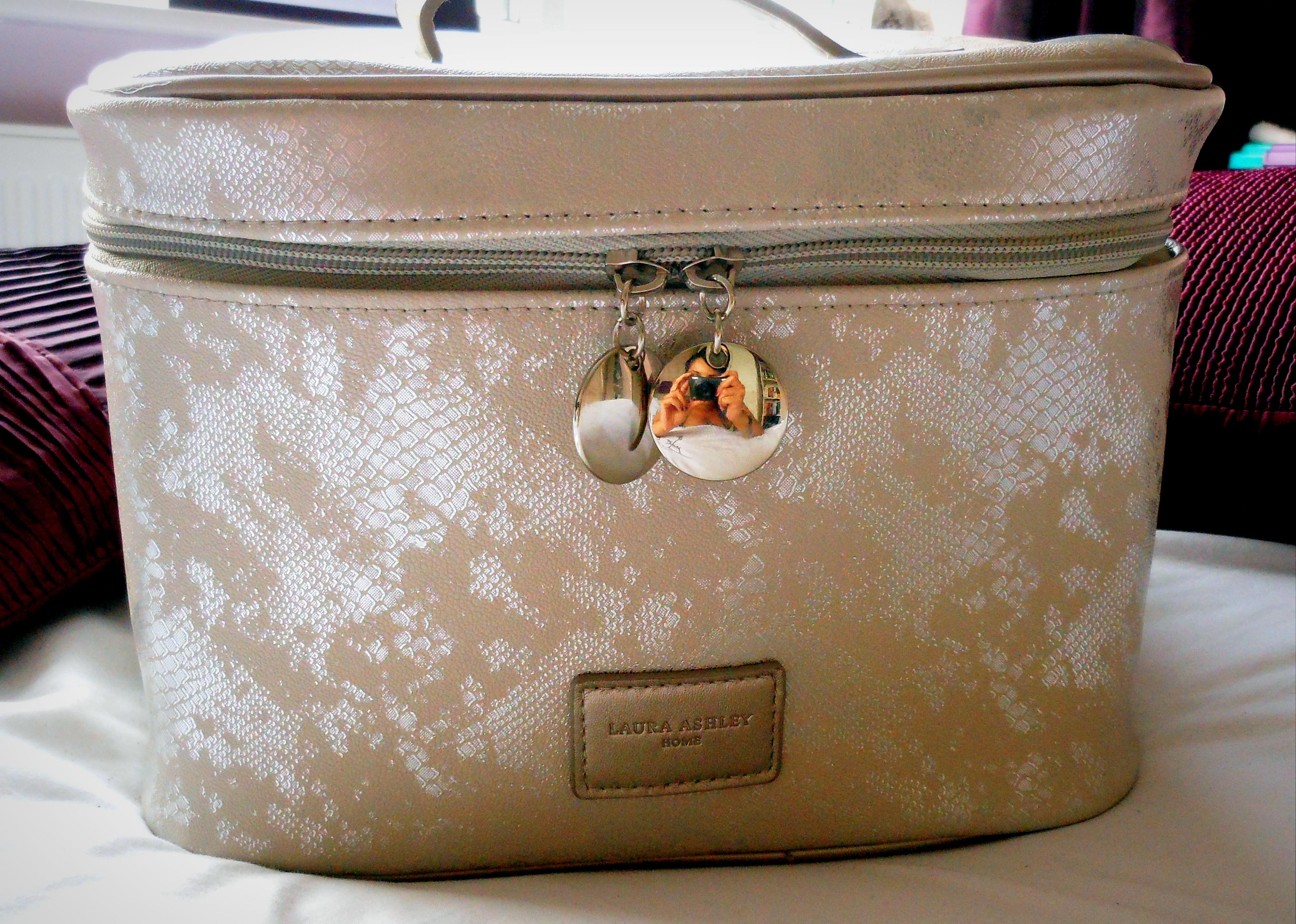 Laura Ashley Travel Bag