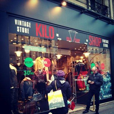 Vintage shopping in paris my top picks nothing sweet for Retro shop paris
