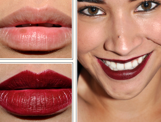 Mac diva dupin nothing sweet about nikki - Mac cosmetics lipstick diva ...